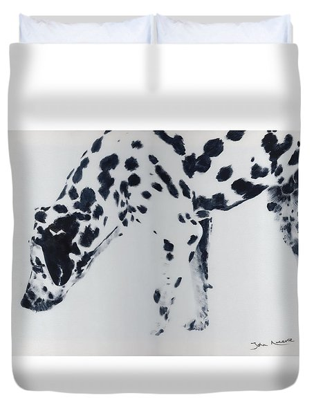 Dalmation Duvet Cover