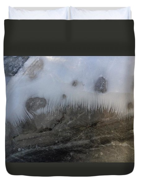 Dalton Deep Sea Fish Toof Duvet Cover
