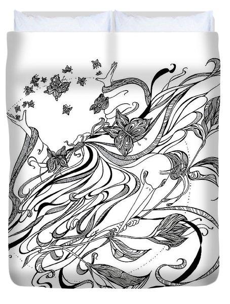 Damia Duvet Cover