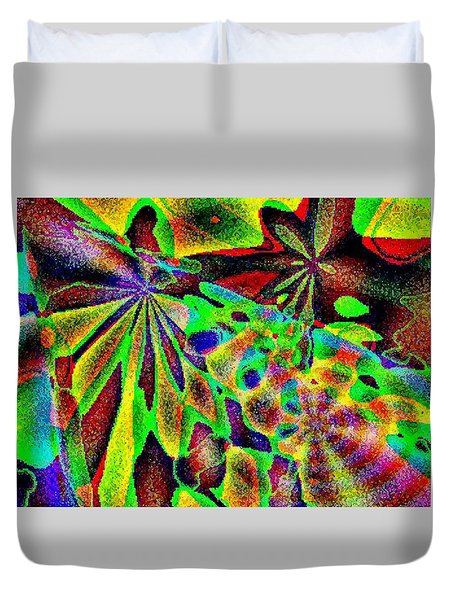 Damselwing Duvet Cover