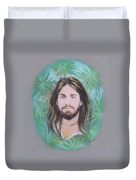 Dan Fogelberg Duvet Cover by Kean Butterfield
