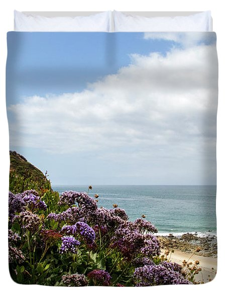 Dana Point Duvet Cover