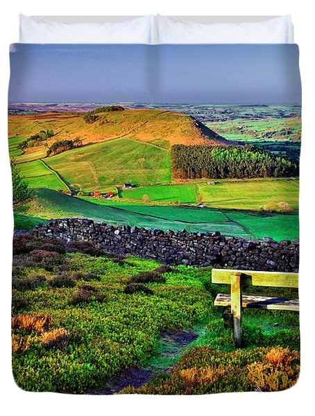 Danby Dale Yorkshire Duvet Cover