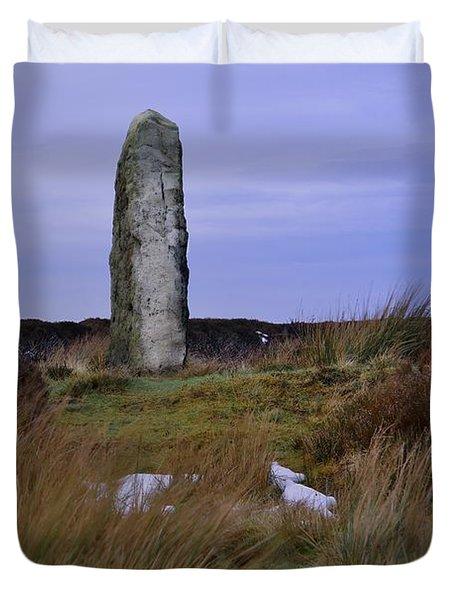 Danby High Moor Stone Duvet Cover