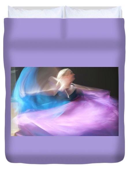 Dance Ballerina Duvet Cover