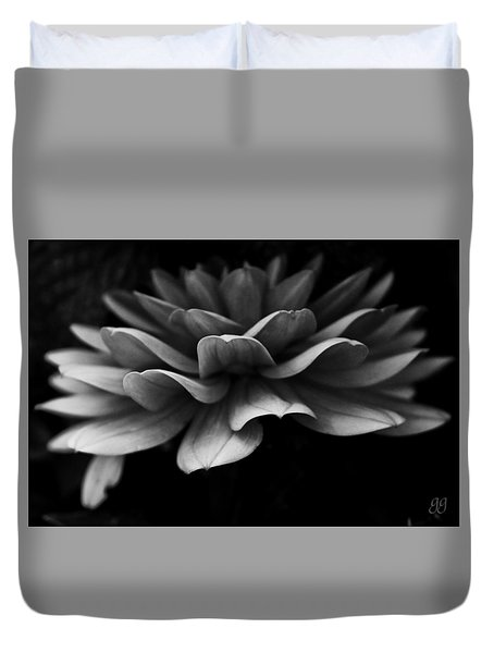 Duvet Cover featuring the photograph Dance Like Everyone Is Watching by Geri Glavis