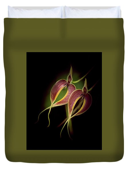 Dancer 2 Duvet Cover