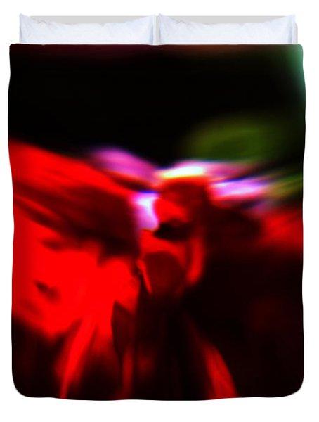 Dancing Angels Duvet Cover by Scott Wyatt
