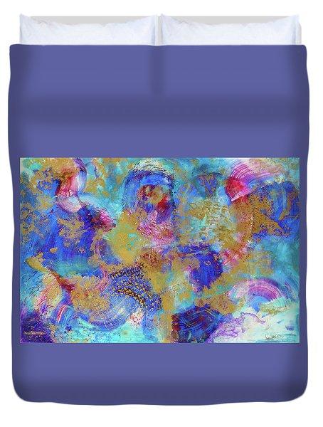Light Sail Duvet Cover