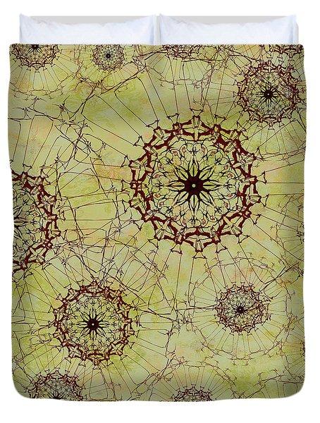 Dandelion Nosegay Duvet Cover