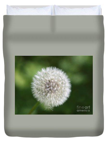 Dandelion - Poof Duvet Cover