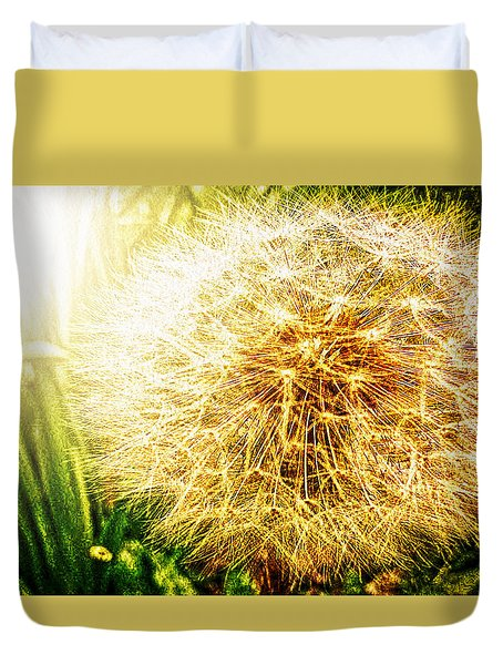 Dandy Duvet Cover