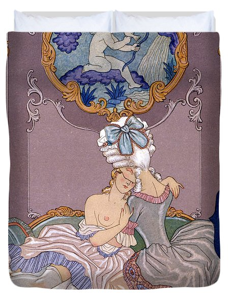 Dangerous Liaisons Duvet Cover