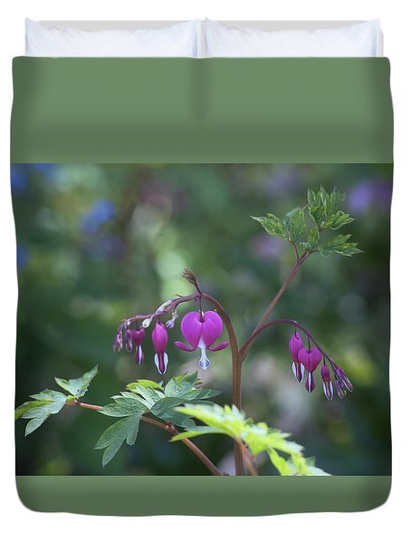 Dangling Hearts Duvet Cover