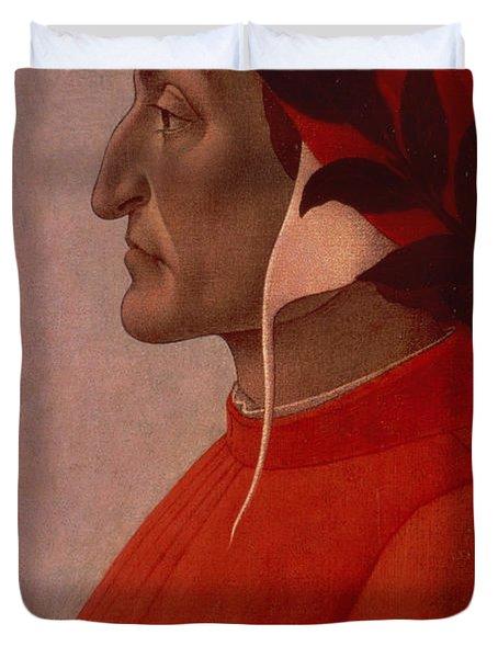 Dante Duvet Cover