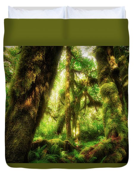 Dappled Dreams Duvet Cover
