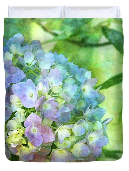Dappled Light Hydrangea 2300 Idp_2 Duvet Cover