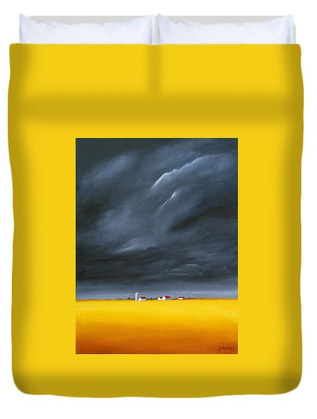Dark And Stormy Duvet Cover