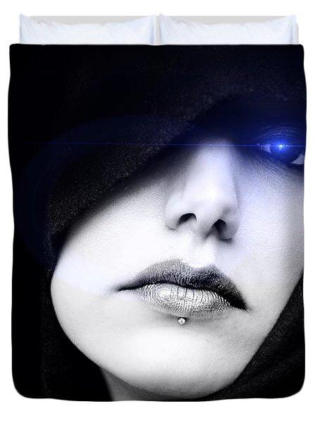Dark Angel Duvet Cover