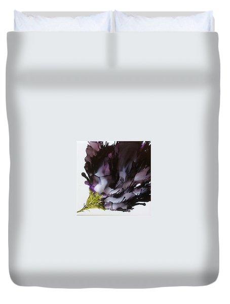 Dark Beauty Duvet Cover