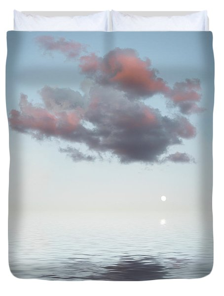 Dark Cloud Duvet Cover by Jerry McElroy