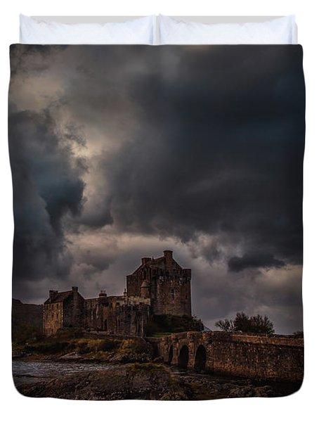 Dark Clouds #h2 Duvet Cover
