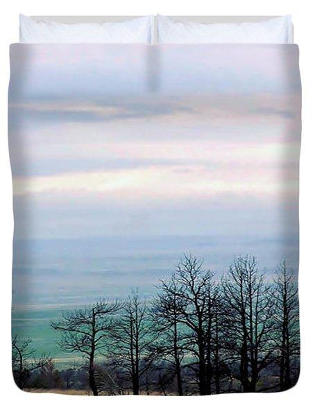 Dark Forest Duvet Cover