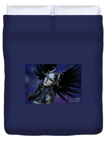 Dark Gaze Duvet Cover