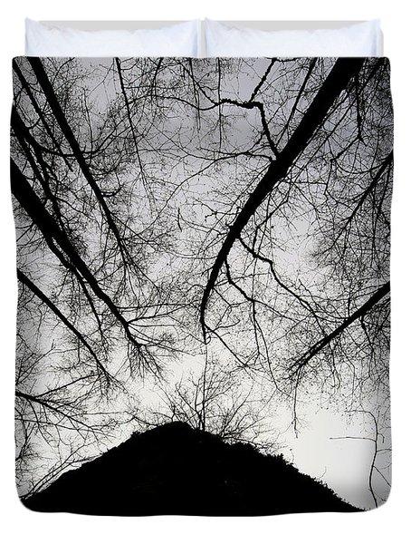 Dark Shadows Duvet Cover