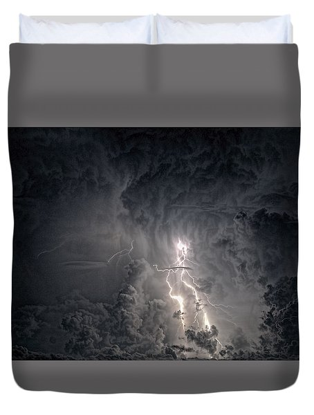 Dark Sky Duvet Cover