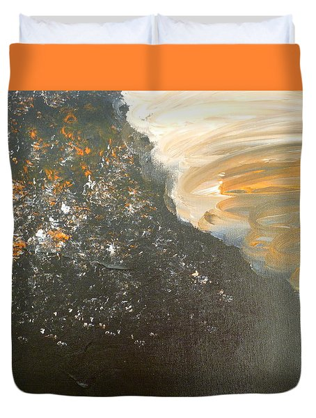 Dark Storm Duvet Cover