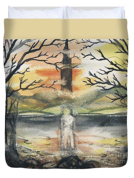 Dark Tower Duvet Cover