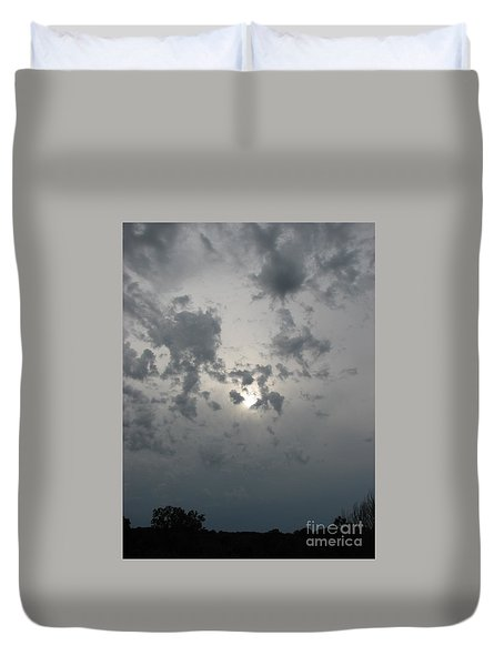 Darkness  Duvet Cover