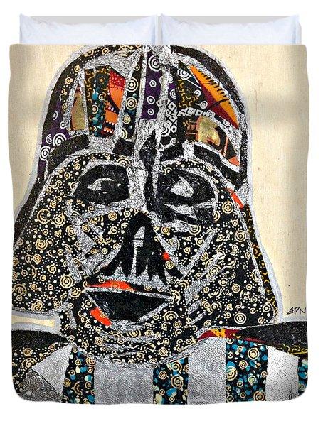 Darth Vader Star Wars Afrofuturist Collection Duvet Cover