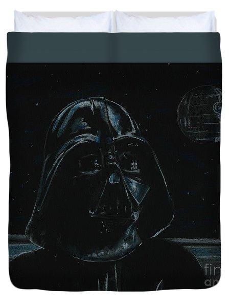 Darth Vader Study Duvet Cover