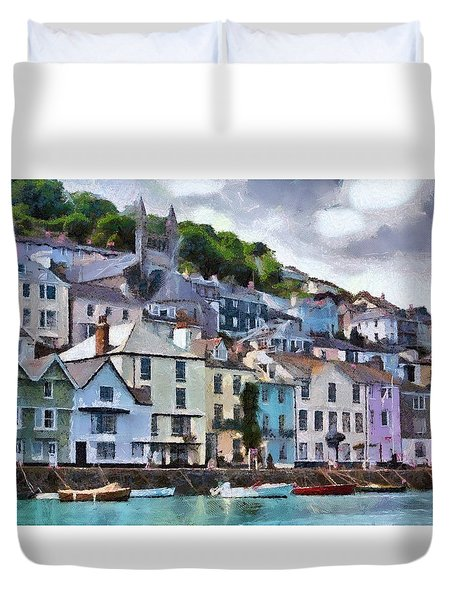 Dartmouth Devon Duvet Cover