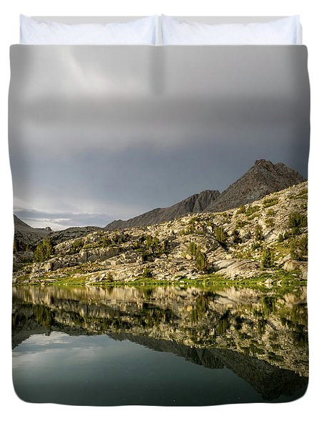 Darwin Lake Duvet Cover