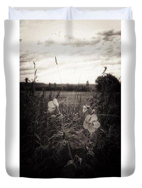 Das Blühende Leben  #lumia1520 #nokia Duvet Cover