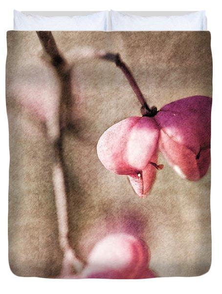 Das Pfaffenhuetchen - Spindle Tree Duvet Cover