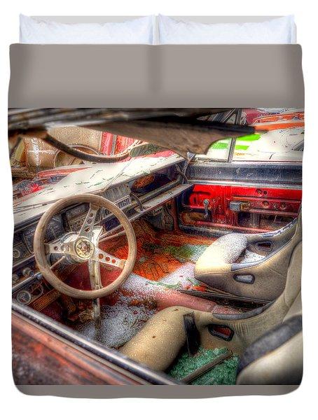 Dashboard Duvet Cover