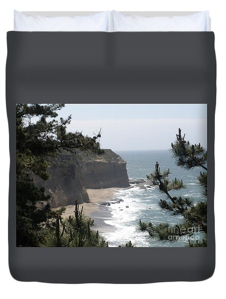 Davenport Beach Duvet Cover