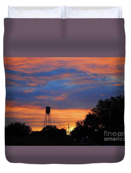 Davenport Tower Duvet Cover