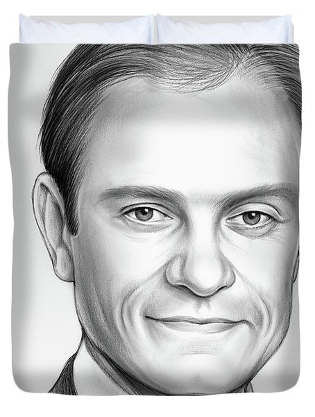 David Hyde Pierce Duvet Cover