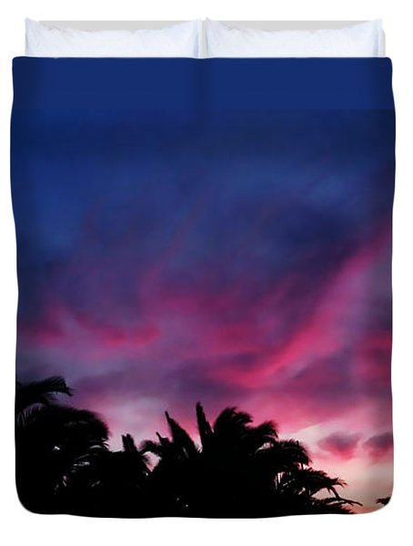 Sunrise - Alba Duvet Cover