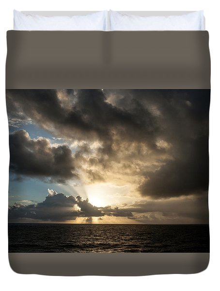 Day Break Duvet Cover