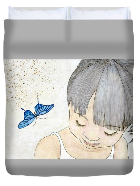 Day Dream Duvet Cover