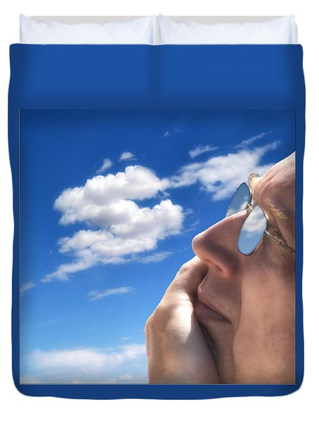 Day Dreamer Duvet Cover