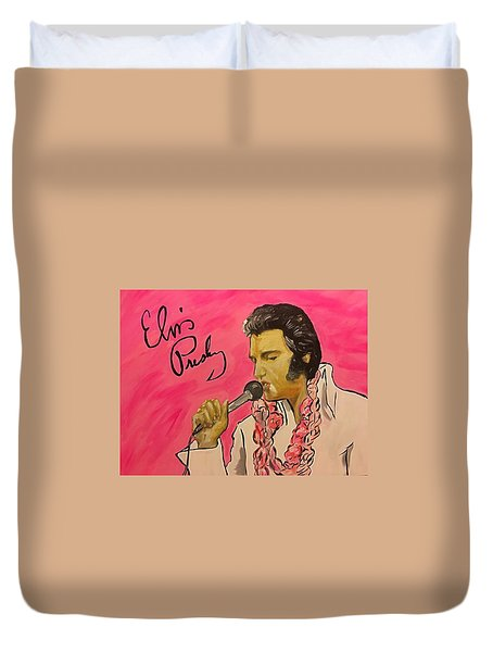 Day Dreaming King  Duvet Cover by Miriam Moran