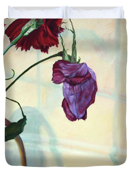 Day Is Done Duvet Cover