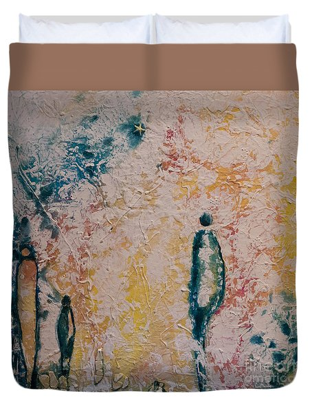 Day Out Duvet Cover